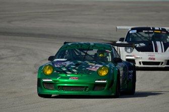 #777 MP1B Porsche GT3 Cup driven by Guillermo Fernandez and Juan Ramirez of MGM Racing