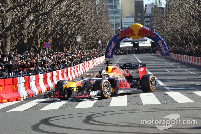 Red Bull Racing - Gasly - Tokió