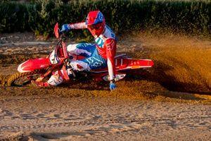 Calvin Vlaanderen, Team HRC Honda