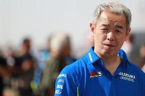 Shinichi Sahara, Team Suzki MotoGP