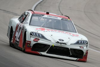 Chad Finchum, Motorsports Business Management, Toyota Supra Amana