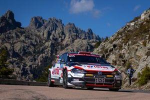 Kajetan Kajetanowicz, Maciej Szczepaniak, Volkswagen Polo R5, WRC 2
