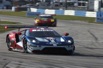 #66 Ford Chip Ganassi Racing: Joey Hand, Dirk Mueller, Sebastien Bourdais