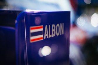 Dettaglio della monoposto di Alex Albon, Toro Rosso STR14