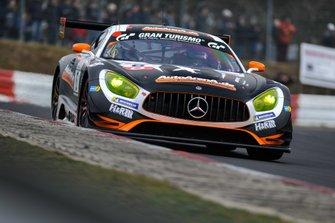 #6 Black Falcon Mercedes-AMG GT3: Patrick Assenheimer, Yelmer Buurman, Gabriele Piana