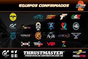 Campeonato EVO Latam Fecha 1