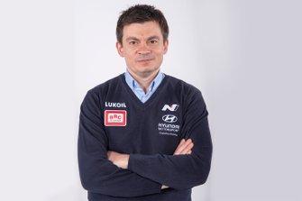 Max Maximenko, Team Manager, Hyundai BRC Team