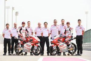 Toba, Ogura, Team Honda Asia