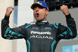 Mitch Evans, Panasonic Jaguar Racing, vainqueur