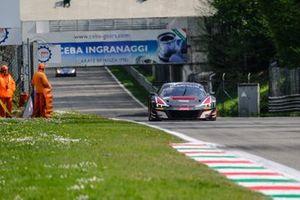 #66 Attempto Racing Audi R8 LMS GT3 Evo: Kelvin van der Linde, Clemens Schmid, Nick Foster