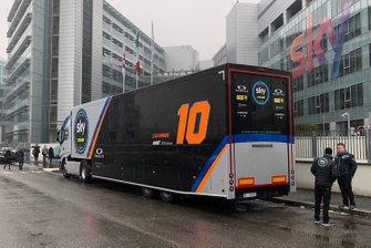 Sky Racing Team VR46 camión