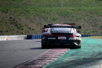 #1 Precote Herberth Motorsport Porsche 911 GT3 R: Thomas Preining, Robert Renauer