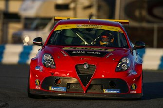 #03 TMR Engineering and Consulting Inc. Alfa Romeo Giulietta TCR, TCR: Alex Popow, Alexandre Papadopulos