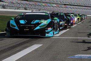 IMSA GTD cars