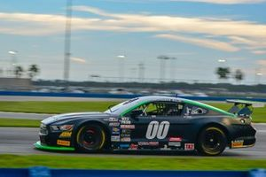 #00 TA2 Ford Mustang driven by Thomas Ellis of Palm Express Racing