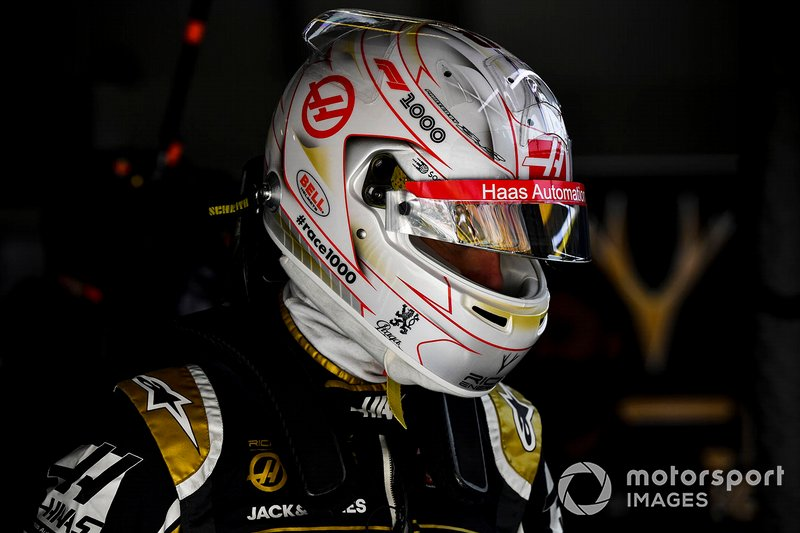 Chine - Romain Grosjean