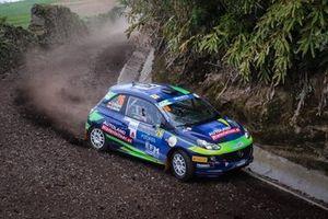 Simon Wagner, Gerald Winter, Stengg Motorsport, Opel Adam R2
