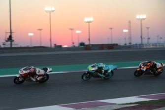 Kaito Toba, Honda Team Asia leads