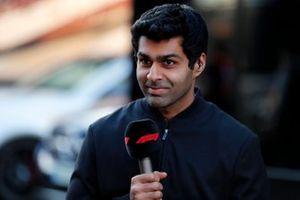 Karun Chandhok, Sky TV
