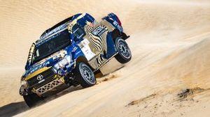 Aron Domzala, Maciej Marton, Abu Dhabi Desert Challenge