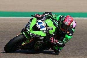 Lucas Lucas Mahias, Kawasaki Puccetti Racing, Kawasaki Puccetti Racing