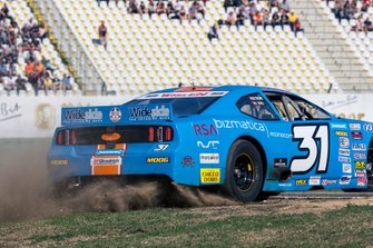Mauro Trione, Blu Motorsports, Ford Mustang
