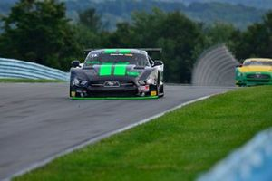 #96 TA Ford Mustang driven by Zach Monette of Monette Racing