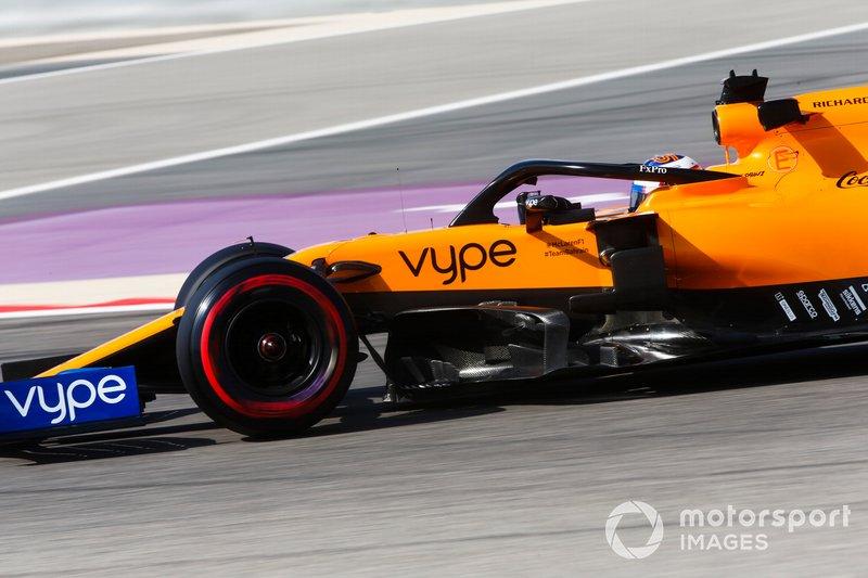 11 місце — Карлос Сайнс, McLaren — 52