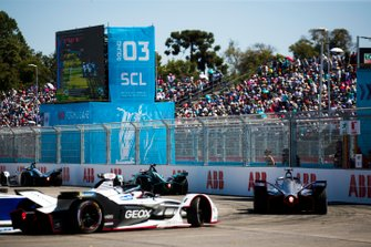 Mitch Evans, Jaguar Racing, Jaguar I-Type 3 Robin Frijns, Envision Virgin Racing, Audi e-tron FE05, Jose Maria Lopez, GEOX Dragon Racing, Penske EV-3