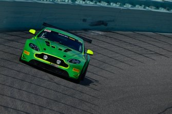#22 MP2A Aston Martin Vantage GT3 driven by Steven Davison & David Russell of Automatic Racing