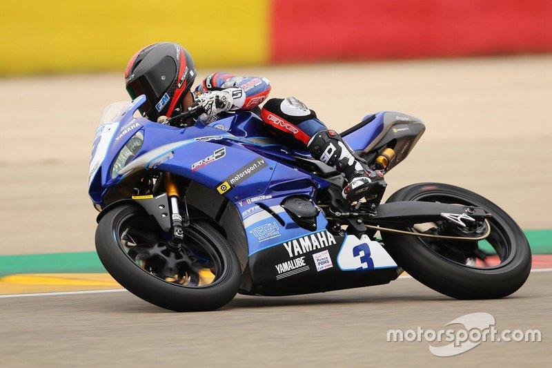 Matéo Pédeneau, Team MHP Racing-Patrick Pons