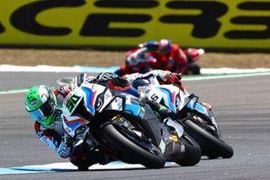 Eugene Laverty, RC Squadra Corse, Tom Sykes, BMW Motorrad WorldSBK Team