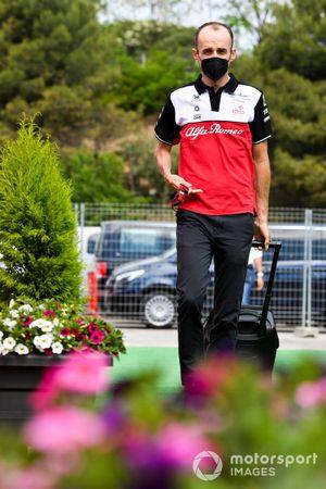 Robert Kubica, piloto de pruebas y reserva de Alfa Romeo Racing