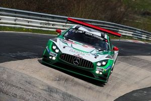 #25 Space Drive Racing Mercedes AMG GT3: Dominik Farnbacher, Darren Turner, Tim Scheerbarth, Philipp Ellis