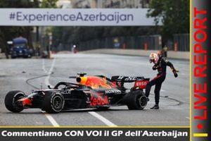 Cover Report Live F1