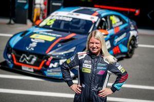 Jessica Bäckman, Target Competition Hyundai Elantra N TCR