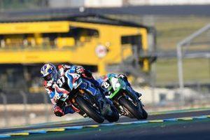 #37 BMW Motorrad: Markus Reiterberger, Illya Mykhalchyk, Javier Fores