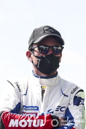 #709 Glickenhaus Racing Glickenhaus 007 LMH: Romain Dumas