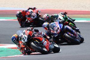 Michael Ruben Rinaldi, Aruba.It Racing - Ducati, Toprak Razgatlioglu, PATA Yamaha WorldSBK Team, Jonathan Rea, Kawasaki Racing Team WorldSBK, Scott Redding, Aruba.It Racing - Ducati