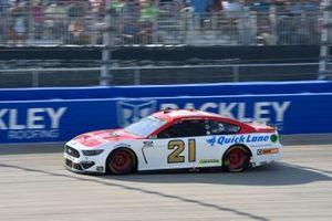 Matt DiBenedetto, Wood Brothers Racing, Ford Mustang Motorcraft / Quick Lane