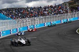 Edoardo Mortara, Venturi Racing, Silver Arrow 02, Jake Dennis, BMW I Andretti Motorsport, BMW iFE.21, Lucas Di Grassi, Audi Sport ABT Schaeffler, Audi e-tron FE07