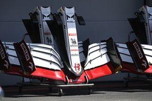 Alfa Romeo Racing C41 front wing