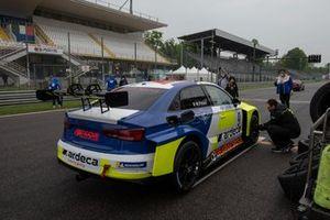 Matteo Poloni. Race Lab, Audi RS 3 LMS TCR