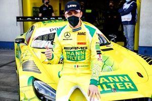 Polesitter #70 Mann-Filter Team Landgraf-HTP WWR Mercedes-AMG GT3 Evo: Raffaele Marciello