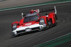 #708 Glickenhaus Racing Glickenhaus 007 LMH: Luis Felipe Derani, Gustavo Menezes, Olivier Pla