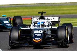 Matteo Nannini, Campos Racing