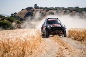 #201 X-Raid Team Mini John Cooper Works Rally: Carlos Sainz, Lucas Cruz