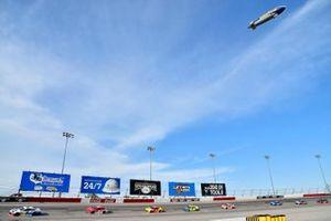 Corey LaJoie, Spire Motorsports, Chevrolet Camaro In Memory of Alan Kulwicki