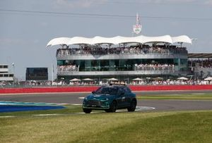 The Medical Car on track