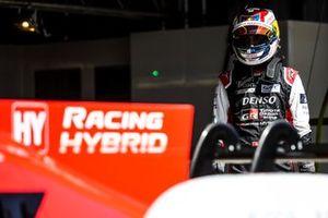 #8 Toyota Gazoo Racing Toyota GR010 - Hybrid: Sebastien Buemi